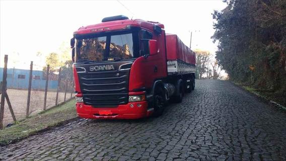 Scania P360 6x2 Ano 2014 Carreta Ls