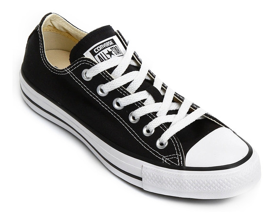 Tênis Converse All Star Ct As Core Ox Preto - Original