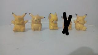 Muñecos Pikachu 4 Cm