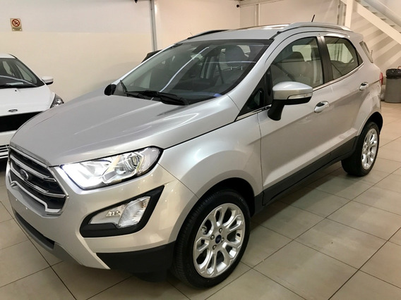 Ford Ecosport Titanium 1.5 0km Oferta Precio As2 Manual