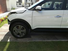 Hyundai Creta 2017 Remato Aseguradora