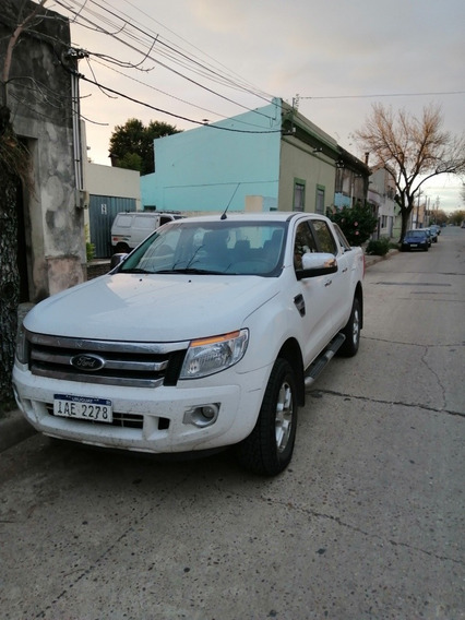 Ford Ranger 3.2 Cd 4x4 Xlt Ci 200cv At 2016