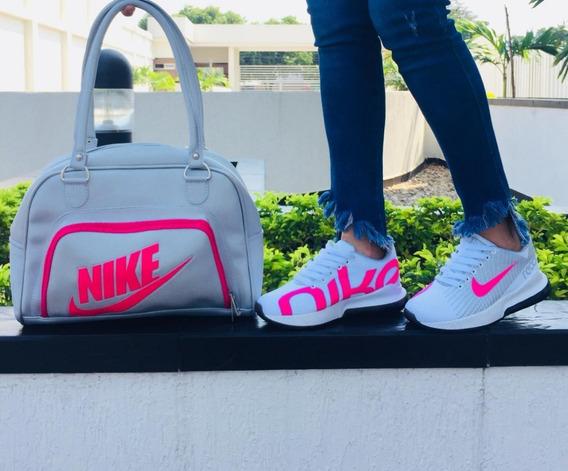 Combo Zapatos Y Bolsos Nike Ropa, Zapatos y Accesorios en