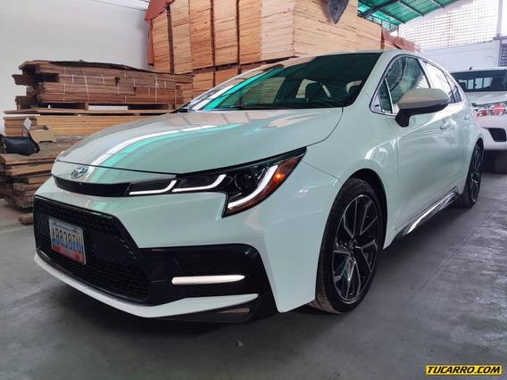 Toyota Corolla Se Premium