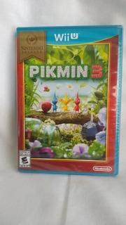 Pikmin 3 - Nuevo Y Sellado Wii U