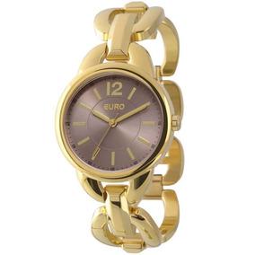 Relógio Euro Feminino Eu2035xzt/4c