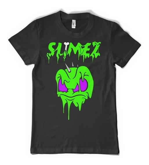 Remera Slimez - Color Animal