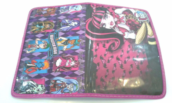Kit 10 Capa Tablet 7 Polegadas Monster High