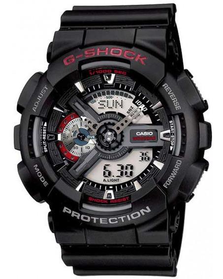 Relógio Casio G-shock Masculino Preto Digital/analogico + Nf