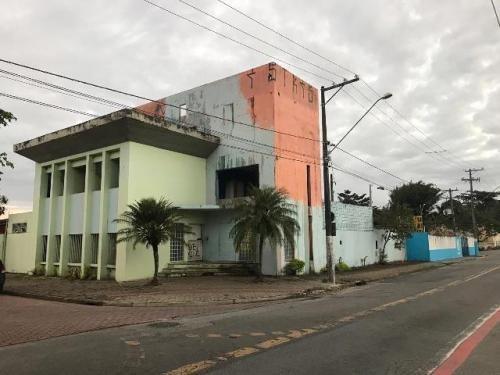Imóvel Comercial Com 65 M², Em Itanhaém/sp
