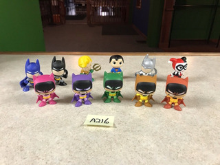 Funko Mystery Minis Dc Super Heroes Superman