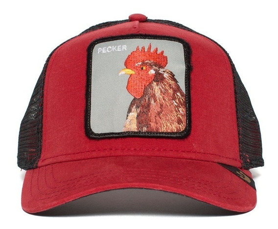 Gorra Original Goorin Bross Plucker - Gallo