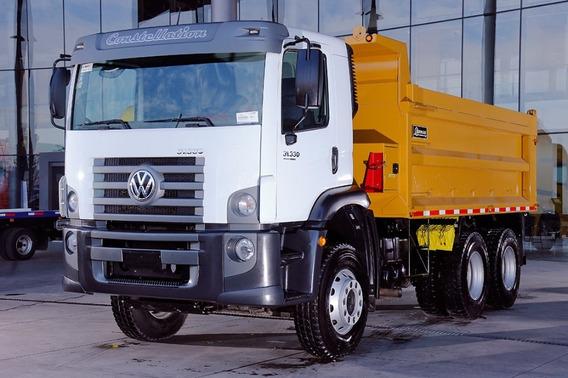 Dos Camiones Volkswagen Constellation 31330 Año 2016, Buenos