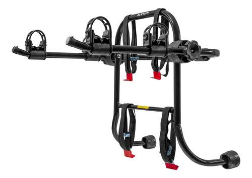 Imagem 1 de 2 de Transbike Gtsm1 Force Para 2 Bicicletas Aço