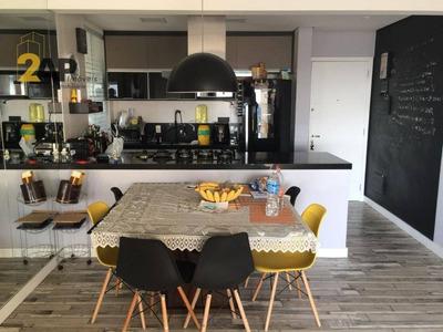 Apartamento Com 2 Dormitórios À Venda, 77 M² Por R$ 430.000 - Butantã - São Paulo/sp - Ap1057