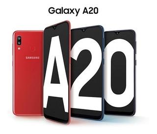 Celular Samsung Galaxy A20 Dual 32gb 3gb - Local En Nva Cba