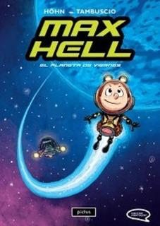 Max Hell El Planeta De Viernes - Hohn Y Tambuscio * Pictus