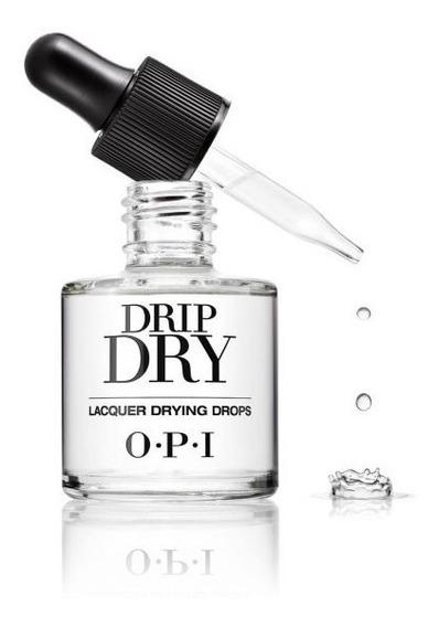 Opi Nail Lacquer - Drip Dry Drying Drops X 9 Ml.