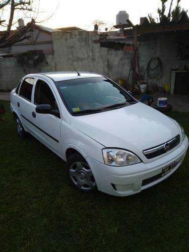 Imagen 1 de 5 de Chevrolet Corsa 2011 1.8 Gl Aa+da