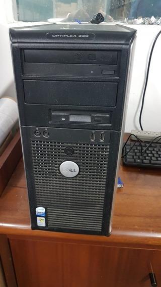 Cpu Computador Dell Optiplex 330 Formatado (somente Retirada
