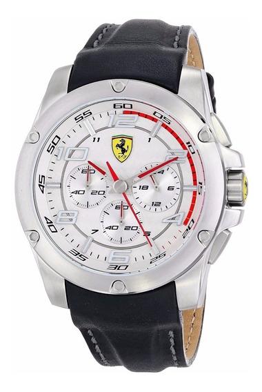 Relógio Ferrari Scuderia 0830090 Original