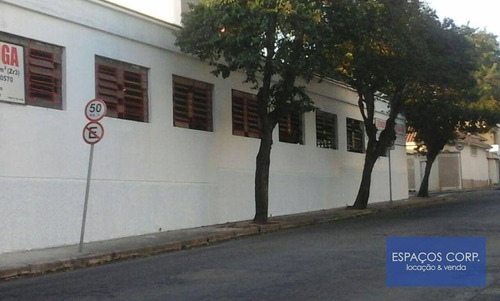 Imagem 1 de 29 de Galpão Comercial, 2083m² - Venda Por R$ 3.500.000 Ou Aluguel Por R$ 18.000/mês - Jundiaí/sp - Ga0669