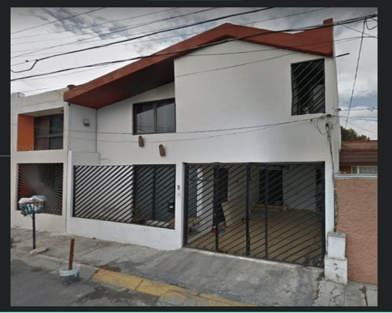Casa 3 Recamaras Fracc. Fuentes De Satélite Remate Bancario