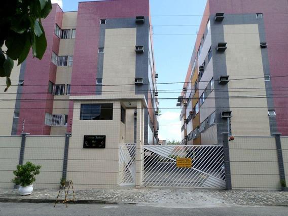 Apartamento Em Benfica, Fortaleza/ce De 84m² 3 Quartos Para Locação R$ 1.100,00/mes - Ap619007