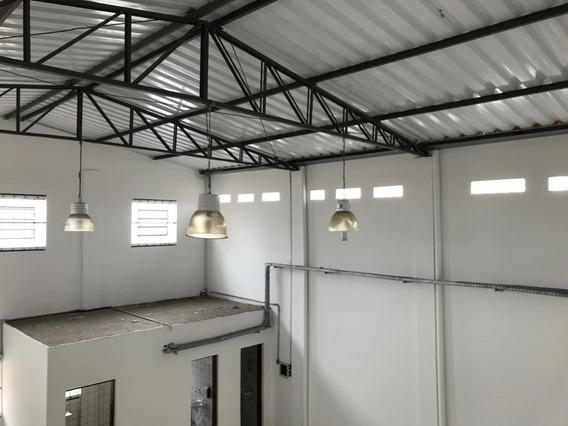 Galpão Para Alugar, 371 M² Por R$ 5.000,00/mês - Jardim Chapadão - Campinas/sp - Ga0959