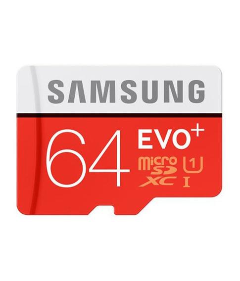 Cartão De Memória Original Samsung Micro Usd Uhs-3 64gb U3