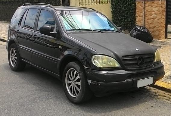 Linda E Maravilhosa Mercedes-benz Ml 320 98 Preta