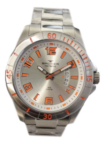Relógio Backer - 6216253m Si