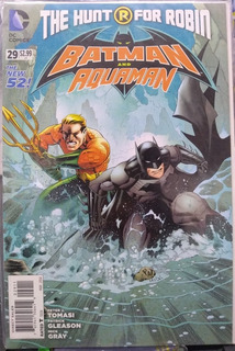 Cómic Batman And Aquaman No. 29 Inglés