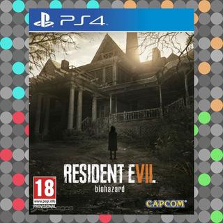 Resident Evil 7 Ps4 - Español - Entrega Ya!