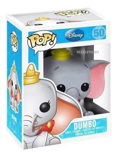 Funko Pop Dumbo 50 Disney Original Scarlet Kids