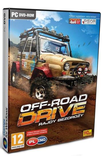 Off Road Driving Simulation 2017 - Pc Dvd - Frete 8 R$