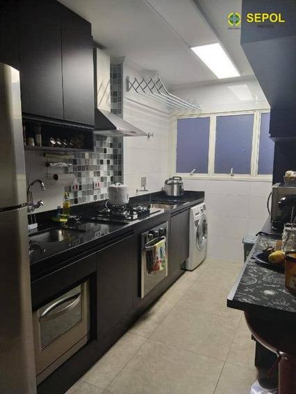 Apartamento Com 2 Dormitórios Para Alugar, 50 M² Por R$ 1.100,00/mês - Jardim Imperador (zona Leste) - São Paulo/sp - Ap0593