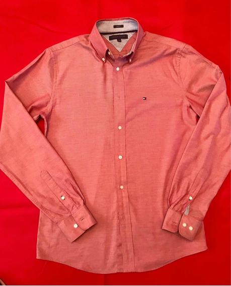 Camisa Tommy Hilfiger Original Talla S