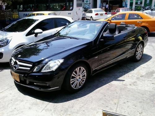 Mercedes Benz Clase E 200 Cabrio Cgi 2011