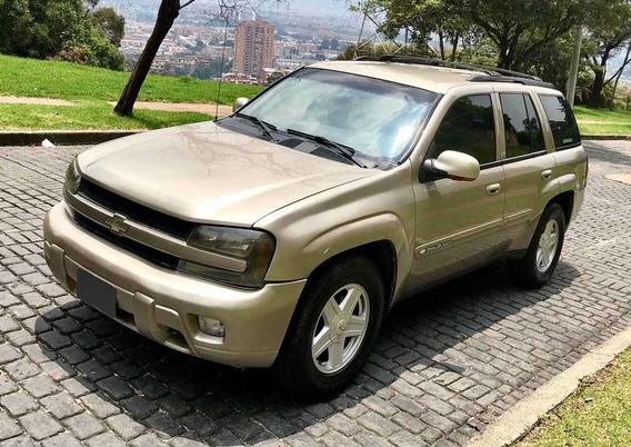 Chevrolet Trailblazer Ltz 4.2 V6 4x4 / Automática / Original