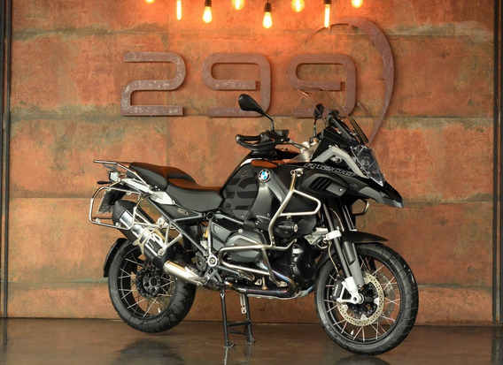 Bmw R 1200 Gs Adventure Triple Black - 2017/2017 Completa!!!