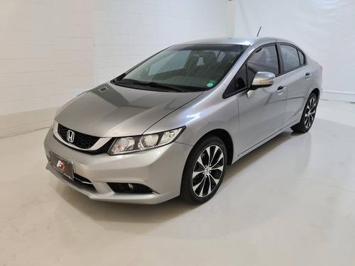 Imagem 1 de 12 de Honda Civic 2.0 Lxr 16v Flex 4p Automático