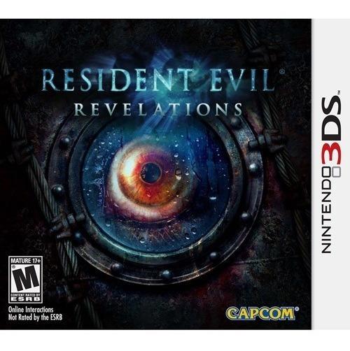 Resident Evil Revelations - 3ds ( Usado )