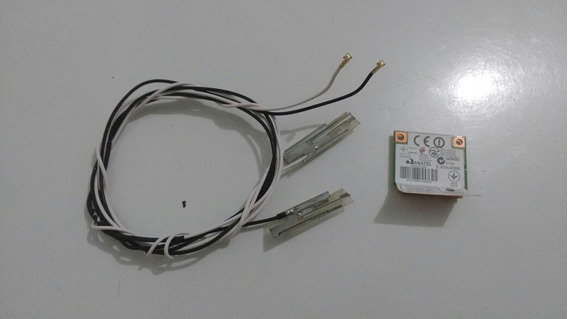 Placa Wireless E Antena Notebook Lenovo G475