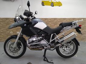 Bmw 1200 Gs Cinza