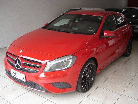 Mercedes Benz A200 Ff 1.6 Turbo Flex 46.000km 2015