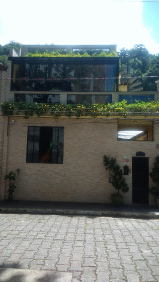 Casa Com Piscina Na Praia Do Itarare, Sao Vicente, Sao Paulo