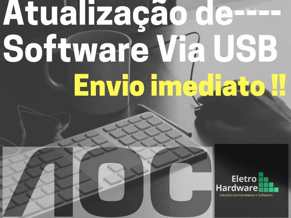 Atualização De Software Original Para Tv Aoc Le32w157