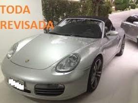 Porsche Boxer S 2006 Conversível Impecável Prata 2006 /nova
