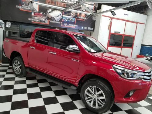 Toyota Hilux 2.8 Cd Srx 177cv 4x4 At 2018 La Mejor!!!!